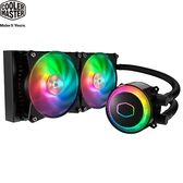 Cooler Master MasterLiquid ML240R RGB水冷散熱器