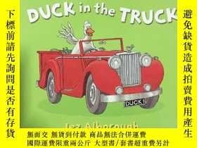 二手書博民逛書店Duck罕見in the TruckY257216 He's A