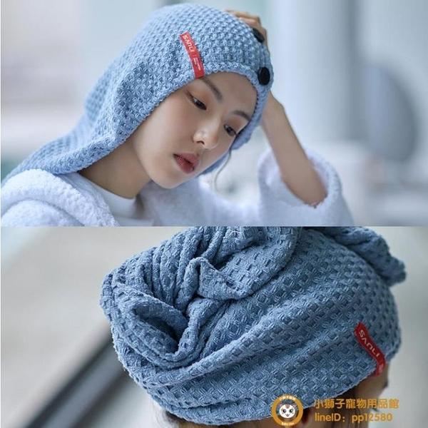 干發帽女超強吸水速干干發巾擦頭發毛巾包頭巾