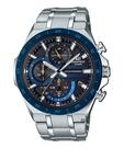CASIO 卡西歐 太陽能電力 EQS-920DB-2A 計時手錶