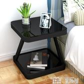 床頭櫃 床頭櫃簡約現代臥室收納小桌子創意置物櫃床頭小櫃組裝簡易床邊櫃 童趣屋