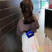 兒童小包包時尚亮皮女童斜背包潮側背包配飾【聚可愛】