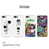 bcase Apple iPhone 7 Plus 5.5吋 插畫師手機套 全包 TPU 軟套 軟殼