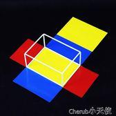 幾何學具 長方體正方體棱長模型數學框架教具學具教學立體幾何框架【小天使】