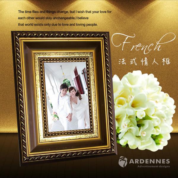 【ARDENNES】婚禮佈置系列 法式情人框 情人節禮物 / WL003 維納斯(金)