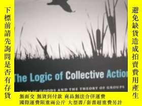 二手書博民逛書店The罕見Logic Of Collective ActionY184349 olson 曼苾爾 奧爾森