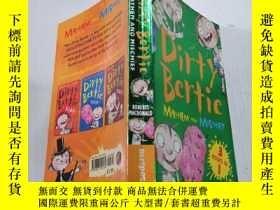二手書博民逛書店DIRTY罕見BERTIE骯臟的伯蒂Y212829