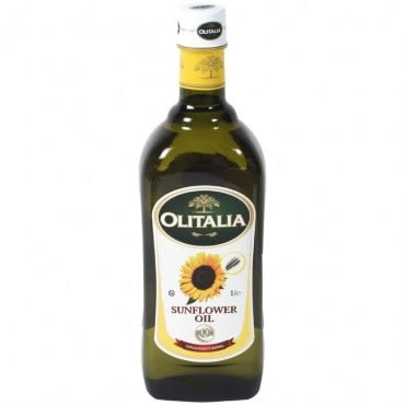 義大利奧利塔頂級葵花油 1L