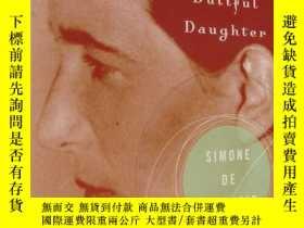 二手書博民逛書店emoirs罕見Of A Dutiful Daughter (p