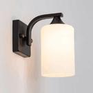 現代簡約美式玻璃床頭過道燈工程壁燈燈具燈飾酒店客房壁 【母親節禮物】