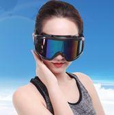 墨鏡防強光紫外線眼罩焊工電焊眼鏡防塵防風戶外騎行滑雪鏡護目鏡【onecity】