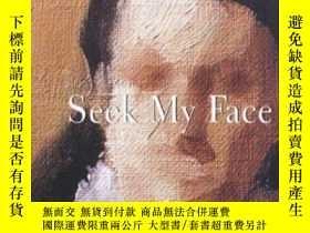 二手書博民逛書店Seek罕見My Face尋找我的面孔,約翰·厄普代克作品,英文原版Y449990 John Updike R