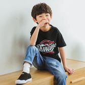 童裝男童短袖t恤夏裝2018新款中大童兒童夏季半袖棉質體恤正韓潮 萬聖節
