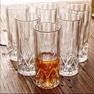 六只裝無鉛家用玻璃杯套裝   ?石威士忌...