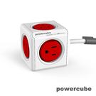 【索樂生活】荷蘭PowerCube 擴充插座5面3孔延長線1.5m