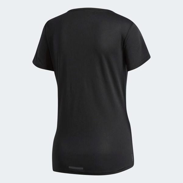 ADIDAS Climalite 女裝 短袖 慢跑 休閒 柔軟 透氣 舒適 排汗 黑 【運動世界】 CZ7569