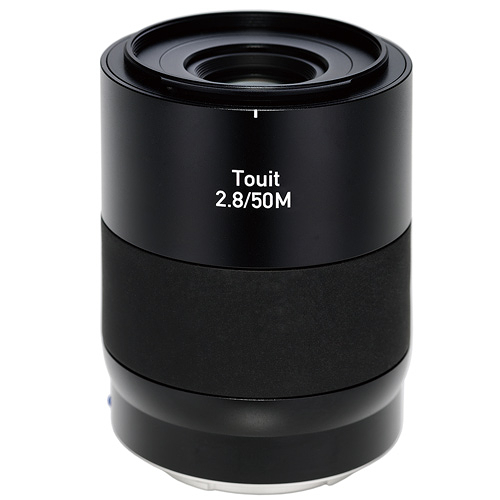6期零利率 Zeiss 蔡司 Touit 2.8/50M For E-mount 公司貨