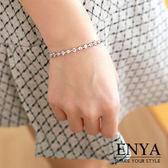 精緻彩鑽手環 Enya恩雅(正韓飾品)【BRSS8】
