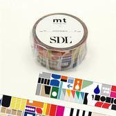 SDL.Remixed shapes 混合形狀 mt和紙膠帶【KAMOI mt】