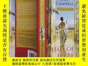 二手書博民逛書店Hall罕見of Secrets 英文原版Y396792 Cate Campbell Kensington
