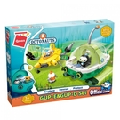《 QMAN 》海底小縱隊系列積木-救援艦艇套裝 / JOYBUS玩具百貨
