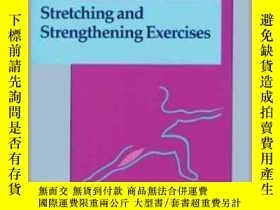 二手書博民逛書店Stretching罕見and Strengthening Exercises (Flexibook)-伸展和強化