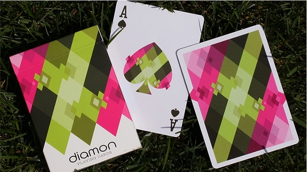 【USPCC撲克】Diamon Playing Cards N° 8 Summer Bright S103049727