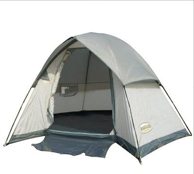 六人雙門帳篷 蒙古包