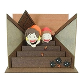 【拼圖總動員 PUZZLE STORY】 找到了!!   紙模型/立體紙雕/SANKEI/宮崎駿/龍貓