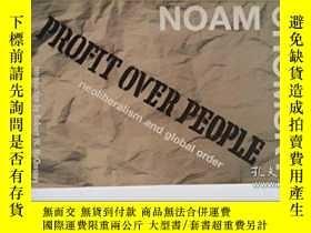 二手書博民逛書店Profit罕見Over PeopleY255562 Noam Chomsky Seven Stories P