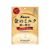 KANRO 金色超濃牛奶糖(80g)【小三美日】