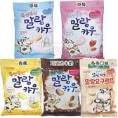 LOTTE 樂天 鮮奶棉花糖(1包入) 原味/草莓/香蕉/巧克力牛奶/多多口味 5款可選 【小三美日】