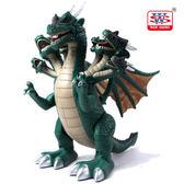 大號電動恐龍玩具兒童模型七頭翼龍玩具男孩禮物電動/遙控動物HM 衣櫥の秘密