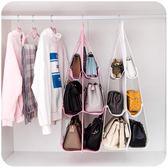 包包收納神器宿舍整理放包包的布藝收納袋掛袋墻掛式家用衣櫃儲物 美好生活居家館