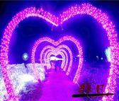 父親節禮物LED彩燈閃燈串燈100米戶外防水滿天星燈裝飾燈圣誕樹燈婚慶星星燈【非凡】