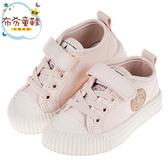 《布布童鞋》穿搭吸睛奶油粉紅寶寶餅乾鞋(13~15公分) [ R9Y207G ]