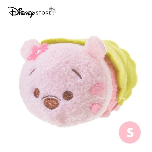 日本限定 迪士尼商店 Disney Store 小熊維尼 TSUM TSUM 茲姆茲姆 櫻花版 玩偶娃娃 S號