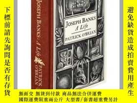 二手書博民逛書店Joseph罕見Banks: A Life(預訂)Y259188