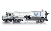 siku 模型小汽車 NO.1614 SIKU 平板拖車(火箭)Low Loader with Rocket