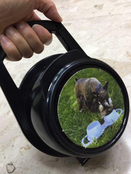 PP-10 貓狗外出野餐盒 寵物點心飼料盒 寵物外出餐具 寵物外出餐盒 美國寵物用品第一品牌 LIXIT®