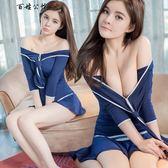 情趣內衣水手服日系性感女警制服誘惑學生激情套裝