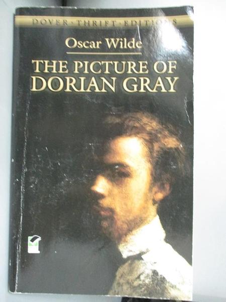【書寶二手書T5/原文小說_GFG】The Picture of Dorian Gray_Wilde, Oscar
