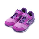 DIADORA 萬花筒輕跑鞋 紫 DA8AKR6177 大童鞋 鞋全家福
