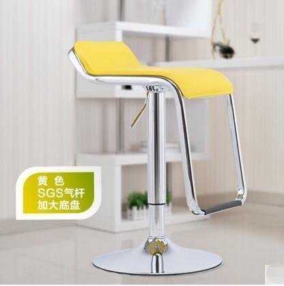 酒吧椅吧臺椅升降吧臺凳吧凳前臺收銀高腳椅子時尚簡約升降椅10(主圖款)