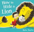 【麥克書店】HOW TO HIDE A LION /英文繪本 (中譯:獅子要藏在哪裡)