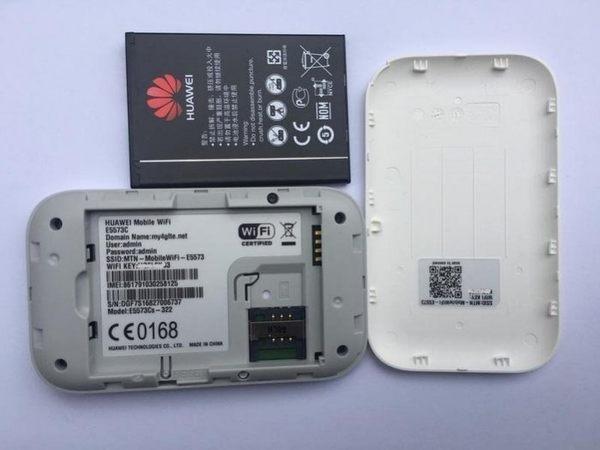 華為4G LTE無線wifi分享器 電池   行動Wi-Fi分享器 E5573 電池