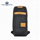 【COLORSMITH】BR.雙開式單肩後背包.BR1356-BK