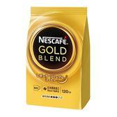雀巢金牌咖啡補充包120G*4【愛買】