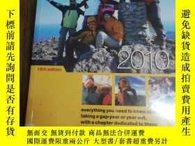 二手書博民逛書店Gap-year罕見Guidebook 2010Y12800 a