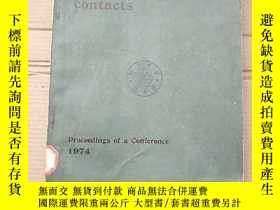 二手書博民逛書店metal罕見semiconductor contacts(P2191)Y173412